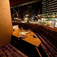 広々とした最大54名様の完全個室席♪歓迎会や各種ご宴会で活躍!