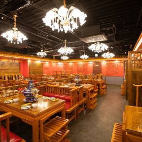 個室中華×食べ放題 山海楼