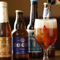 クラフトビールございます!茨城県の常陸野ネストビールなど!