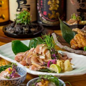 地鶏個室居酒屋 鳥廣 浜松町・大門店