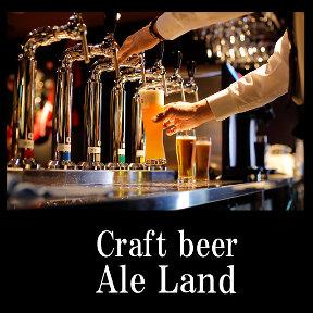 Craft beer Ale Land