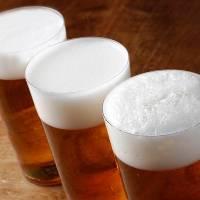 注ぎ方で全然味わいが違う!麦酒大学こだわりの生ビール4種★