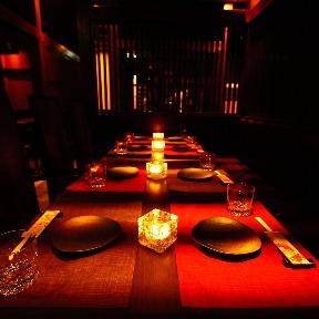 完全個室×彩り和食 しずか 東京八重洲口店