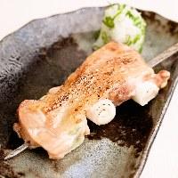 ★自慢の一品★田蔵ねぎま 特製串打ちなど和食をお楽しみ下さい