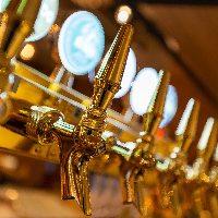クラフトビールは全15種類!飲みくらべてみてください♪