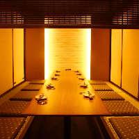 《ご予約は早めに》高崎駅最大級の完全個室!最大120名様まで◎