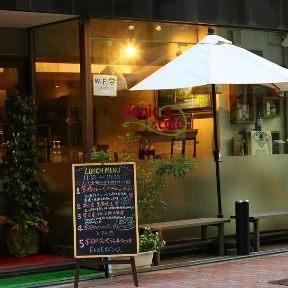 少人数貸切パーティ Vanicra cafe 銀座の画像