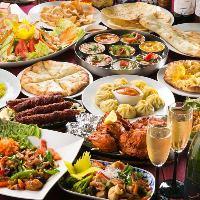 逸品料理も選べる鍋も充実して皆様満足できる魅力的なプランへ♪