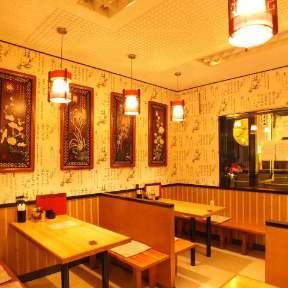 上海飯店の画像