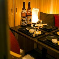 日本酒・焼酎など各種取り揃えております。