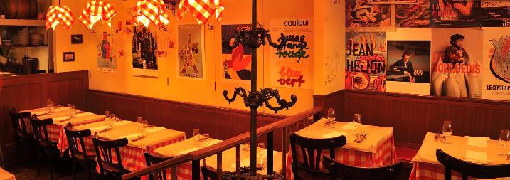 パリのワイン食堂 image