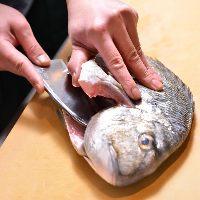 鮮度抜群の魚介を使ったメニューは必食です。