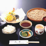 蕎麦割烹 赤坂三平