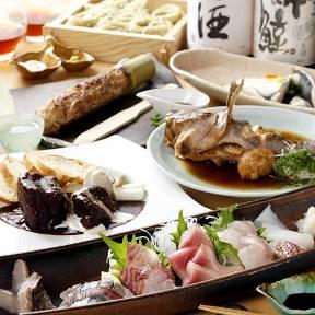 漁港直送鮮魚 旬食dining いさりび‐漁火‐