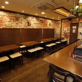 串焼きバル mansun 池袋東口店