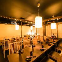 和モダン空間がお客様をお出迎え◎ 特別な時間をお過ごし下さい