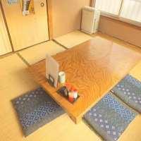 お子様連れも使いやすいお座敷個室。ゆったりとした空間です。