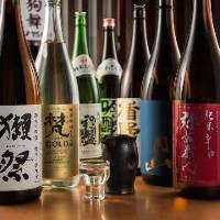 【土浦駅徒歩1分】 飲み放題も充実!銘柄焼酎・日本酒も有