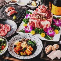 肉、飲み物、調味料と九州にこだわった焼肉屋です。