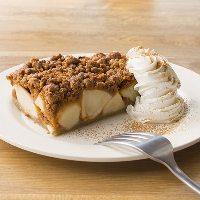 看板メニューのパイをはじめ人気のあるメニューを各種ご用意!