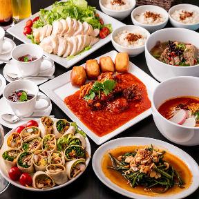 あなたの心に残る シンガポール キッチン&バー HOLIC