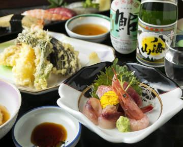 日本料理 美濃里