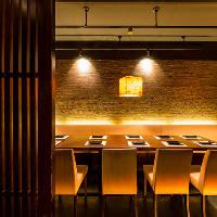上質な扉付き完全個室が多数♪柏駅近での宴会なら当店へ!!