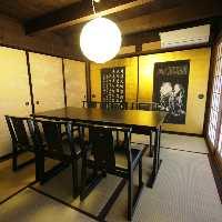 ≪6名様個室≫ 人数に合わせた個室完備しております。