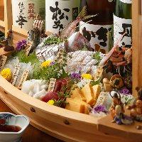 鮮度抜群の海の幸を味わえる、海鮮料理の専門店☆