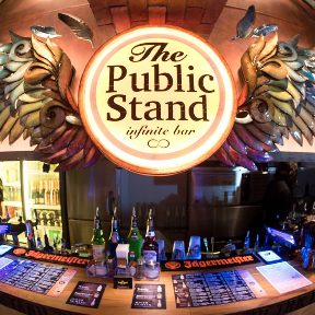The Public stand 渋谷店の画像