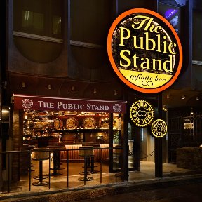 The Public stand 柏東口店