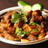 本場のスパイスたっぷり♪美味しいネパールカレーをどうぞ!