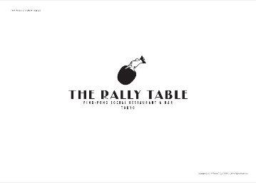 個室 貸切 The Rally Table 渋谷