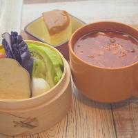 お野菜は鎌倉野菜を使用
