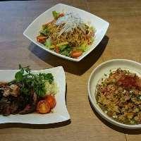 様々なお肉料理をお楽しみ頂ける肉コース4,500円(税込)!