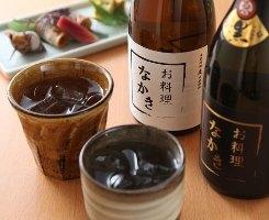 種類豊富なお飲み物は当店の京料理と相性ピッタリ