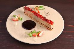 日本各地から届く神経締めの鮮魚のカルパッチョ