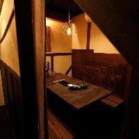【個室】 女子会や合コンなどに最適な7名様個室を完備