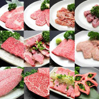 食べ放題プラン開始!上質な焼き肉食べ放題◆飲み放題も◎