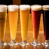 獺祭やその他充実のラインナップの日本酒をお楽しみください!