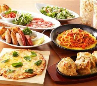 Cafe&Bar PRONTO 天王洲シーフォートスクエア店の画像