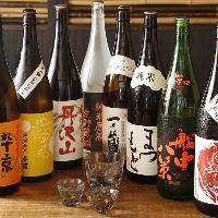 <ドリンクが豊富> 梅酒、焼酎など日本全国のお酒をご用意!