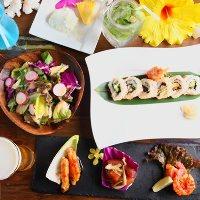 ≪ハワイアン料理≫ 本場の味をご堪能いただけるお料理の数々!