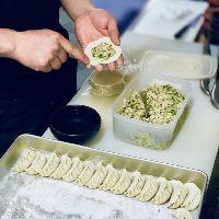 獺祭の良さも際立つ料理の数々はどれも手作り出来立てを提供