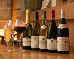 焼き鳥をワインで楽しむ