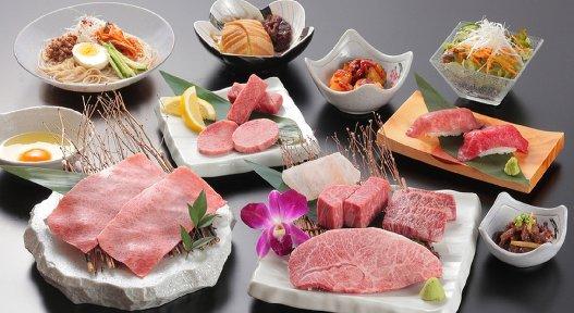 黒毛和牛焼肉 凱旋門 村上店の画像