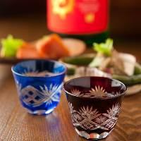 料理長の故郷・静岡の銘酒「初亀」など厳選地酒11種
