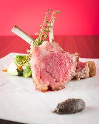 人気フレンチレストランで経験を積んだシェフが作る料理は絶品◎