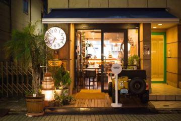 北千住×カフェ Sdcoffee(エスディーコーヒー)