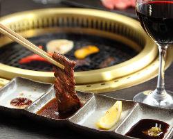 写真映えバッチリの美味しく上質なお肉を取り揃えております!